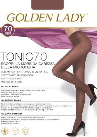Tonic 70 GOLDEN LADY колготки