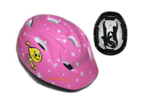 Защитный шлем для роллеров, велосипедистов. Материал: пластмасса, пенопласт. :(К-8):