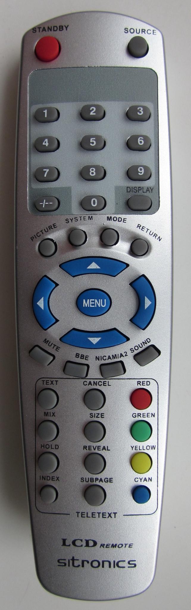 SITRONICS LCD-1502
