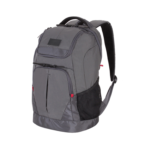 Городской рюкзак серый 28 л WENGER 5658444410