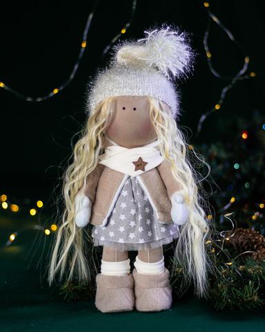 Лялька Ханна з колекції - Honey Doll. Різдвяна серія