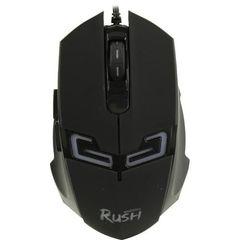 Игровая мышь проводная RUSH STORM SBM-916G-K черный SMARTBUY