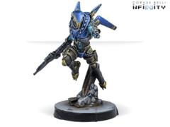 Nyoka Parachutist (вооружен Red Fury)