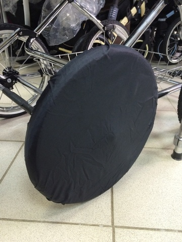 Защитные чехлы на колеса коляски