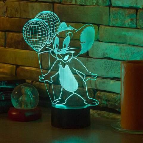 3D ночник Джерри