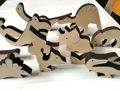 Пазл-головоломка ДекорКоми из дерева