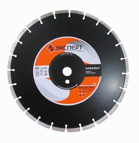 Алмазный диск по асфальту ЭНКОР 350х25,4 мм