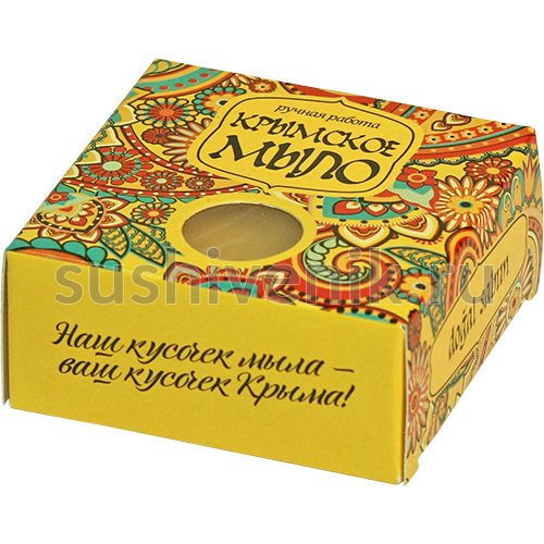 Крымское мыло Фруктовый базар