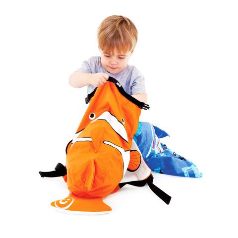 Рюкзак для бассейна и пляжа Рыба-клоун