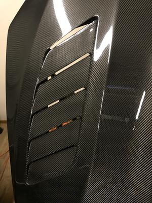 Карбоновый капот для BMW X5 F15