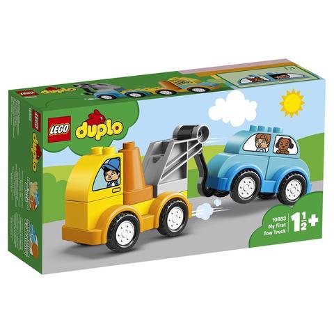 LEGO Duplo: Мой первый эвакуатор 10883 — My First Tow Truck — Лего Дупло