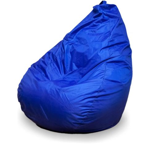 Кресло-мешок груша  L, Оксфорд Синий