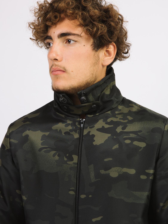 Куртка с двойными рукавами