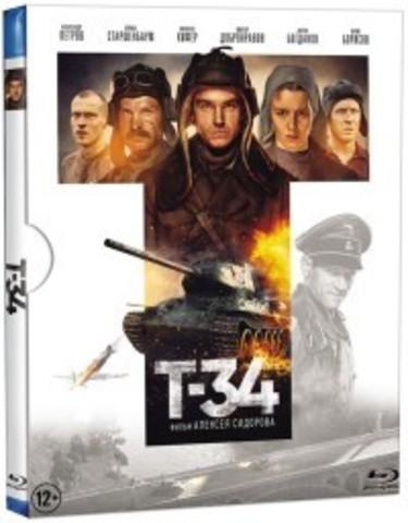 Т-34 (BLU-RAY)