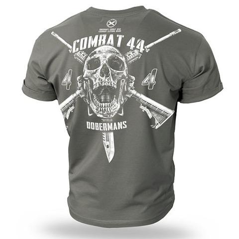Футболка Dobermans Aggressive Combat 44 II, олива (TS158)