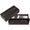 Набор подарочный Cross Nile - Matte Black CT, шариковая ручка + карандаш