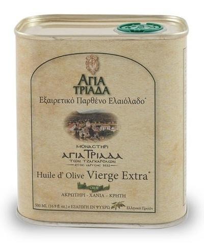 Оливковое масло греческое Agia Triada 500 мл