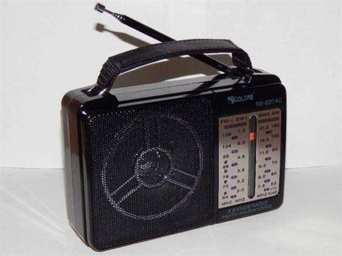 Радио GOLON RX-607AC