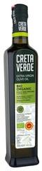 Оливковое масло CRETA VERDE ОРГАНИК с острова Крит PDO 500 мл стекло