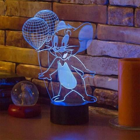 3D лампа Джерри