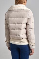 Куртка с широким воротником купить