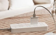 Удлинитель Xiaomi Mi Smart Power Strip with Wi-Fi 8 Socket White MJCXB8-01QM