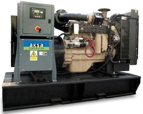 Дизельный генератор Aksa AC-350