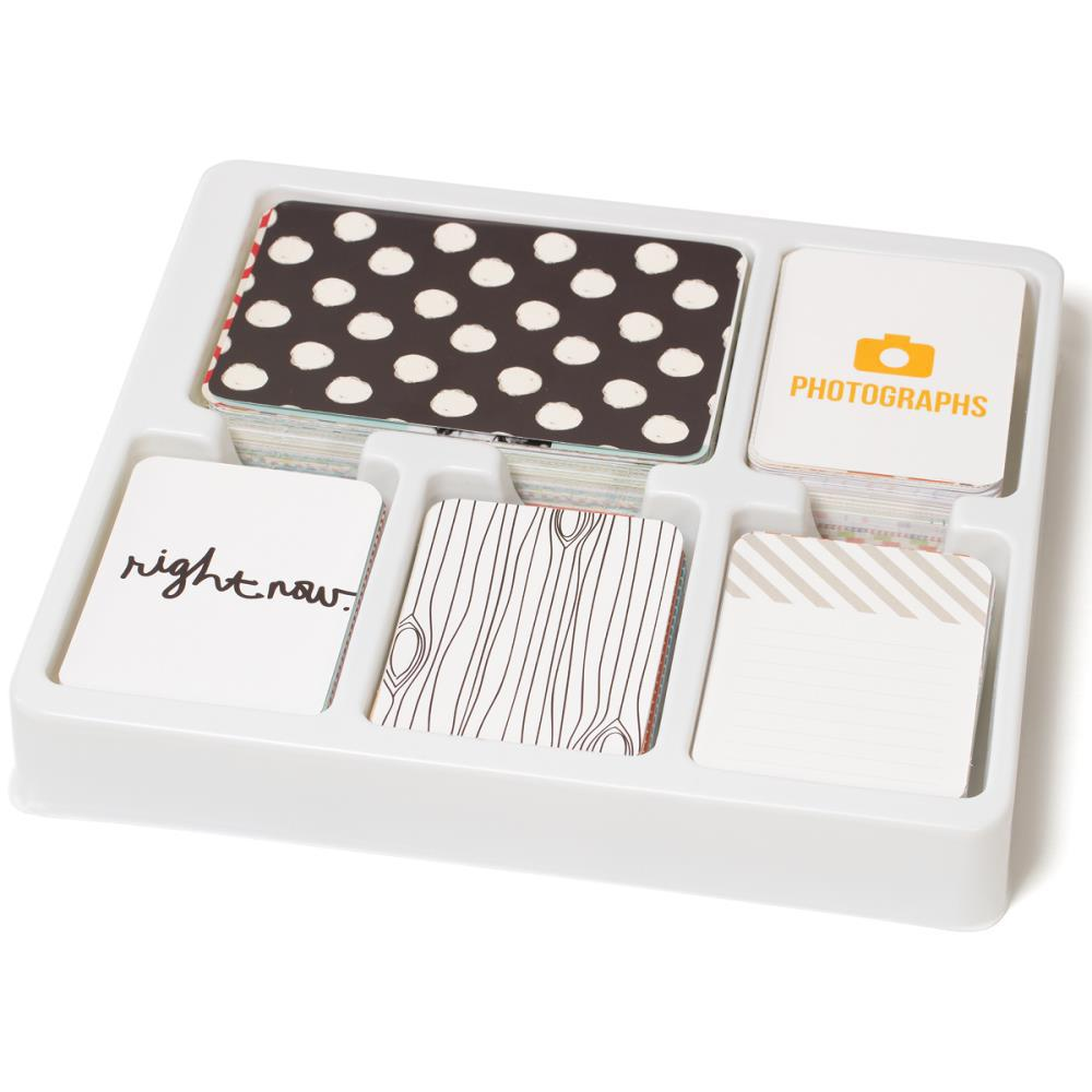 Midnight edition CORE KIT- комплект карточек для Project Life 616шт