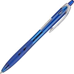 Ручка шариковая автоматическая Pilot BPRG-10R-F Rex Grip синяя (толщина линии 0.32 мм)