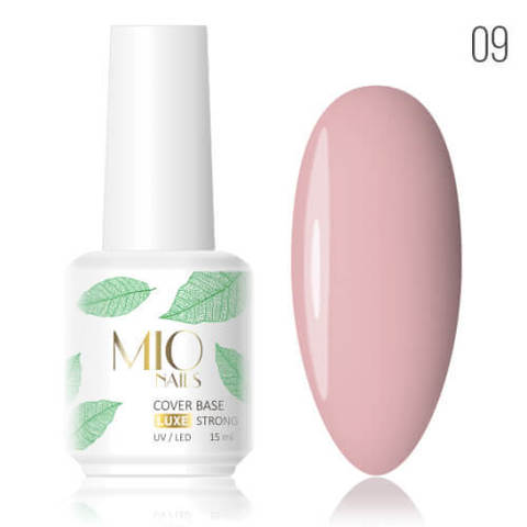 MIO Cover Base Strong LUXE # 09 - 15 мл