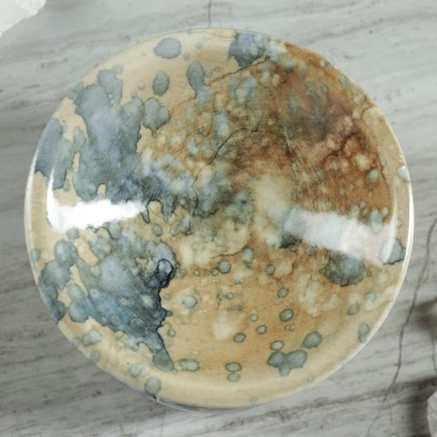Аромалампа керамика Галактика, керамика 10*10*8 см
