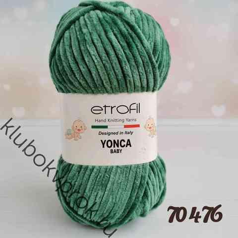 ETROFIL YONCA 70476, Зеленый