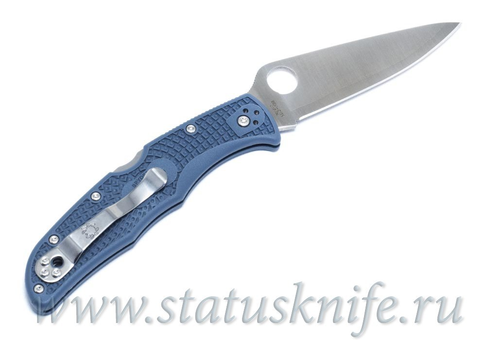 Нож Spyderco Endura 4 V-Toku2 C10FPBLE SPRINT RUN - фотография