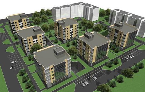 Разработка проекта комплексной жилой застройки участка под ключ с опциональной возможностью применения технологий крупноузловой сборки зданий и сооружений (с прохождением экспертизы, а также проектированием жилой, социальной и коммерческой частей)