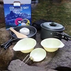 Набор туристической посуды Cooking Set DS-200