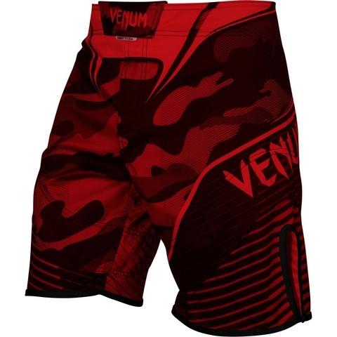 Шорты Venum Camo Hero FIght Shorts - Red