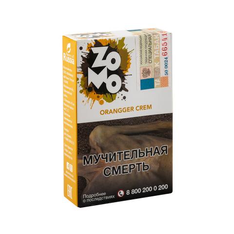 Табак ZOMO Orangger Crem (Апельсин Крем) 50 г