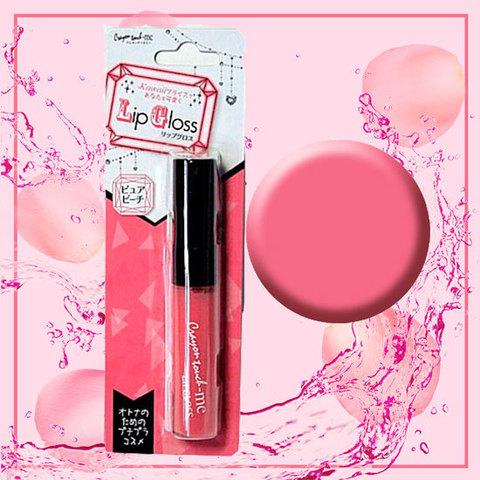 Salad Town Crayon Touch Me Цветное сияние Блеск для губ розовый 5,5 гр