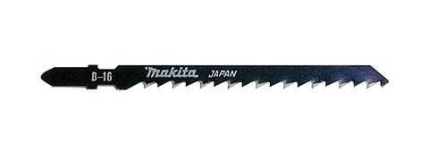 Пилка по дереву для лобзика Makita B-16