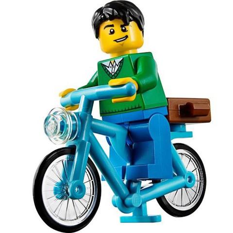 LEGO City: Железнодорожная станция 60050 — Train Station — Лего Город Сити