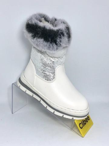 Clibee (зима) K905 White 27-32