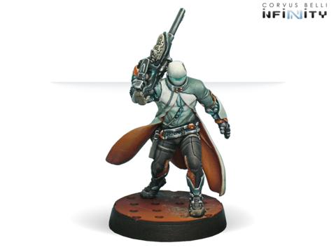 Sin-eater (вооружен MULTI Sniper Rifle)