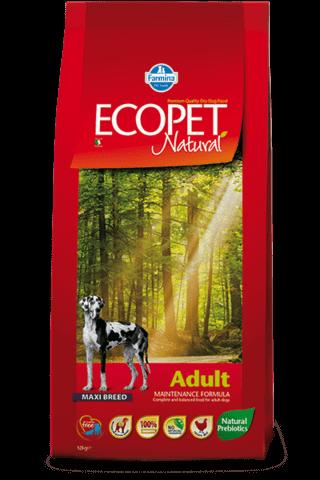 купить Farmina Ecopet Natural Adult сухой корм для взрослых собак