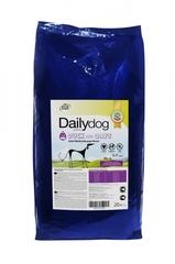 DailyDog Adult Medium & Large Breed Duck & Oats сухой корм для взрослых собак средних и крупных пород с уткой и овсом 12 кг