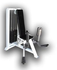 Тренажер для приводящих мышц бедер (82 кг) PROFI.