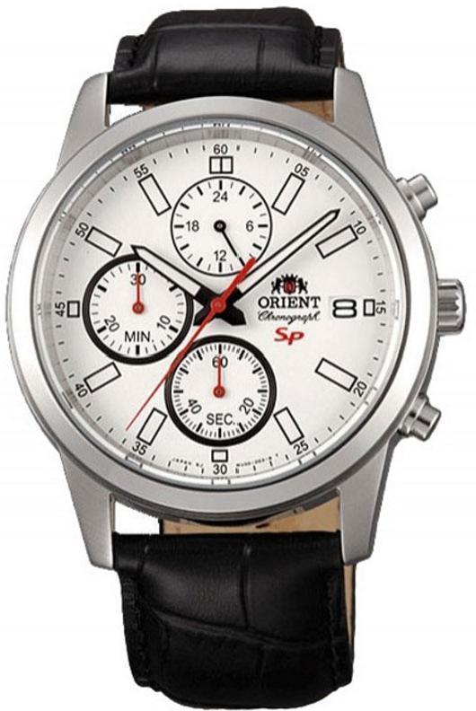 Часы Orient FKU00006W0 Silver-Black