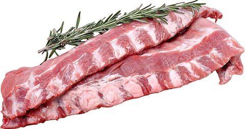 Ребрышки свиные деликатесные