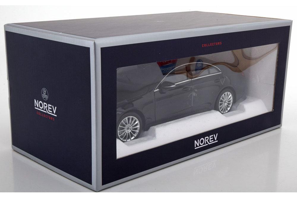 Коллекционная модель Mercedes-Benz C257 CLS COUPE 2018 BLACK