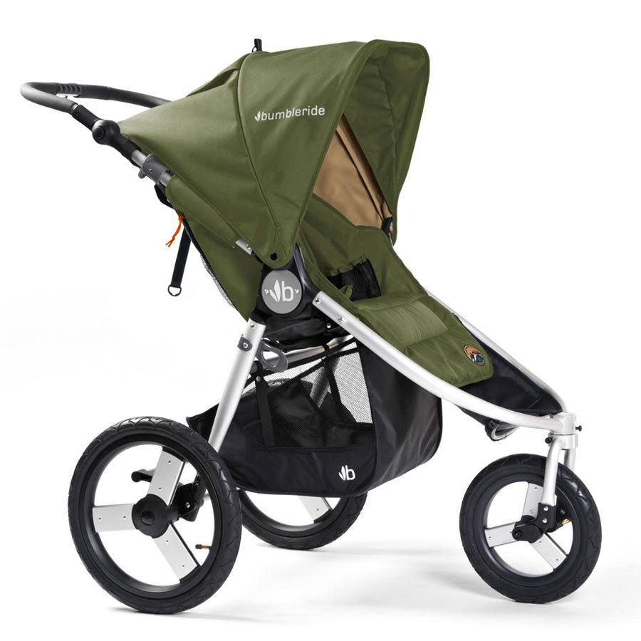 Bumbleride прогулочная коляска SPEED Camp Green
