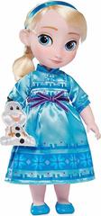 Эльза, Disney Animators (Дисней Аниматорс), 38 см